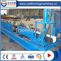 Cangzhou High Efficiency PPGI Downspouts Roll Forming Machine