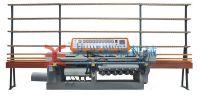 Model GXZ10DP Glass Straight Line Mitering Machine