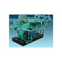 Marsh gas compressor