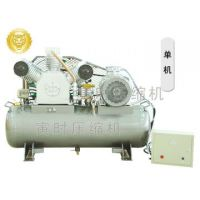 Oil-free air compressor - single or double machine