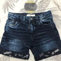 Pure Denim Shorts 002
