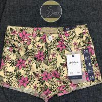 Pure Denim Shorts 003