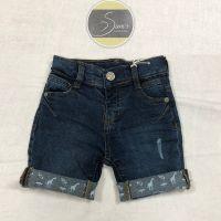 Pure Denim Shorts 034