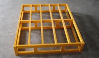 metal Steel Pallet for goods storage