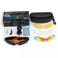 Hiking Polarization Recorder 1080P High Definition Photo Camera Intelligent Sunglasses