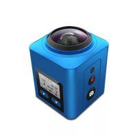 V1 Panoramic 360-degree Camera HD 4K Waterproof Motion DV WIFI Mini VR Virtual Reality Camera