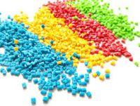 Recycle plastic PP multipie color