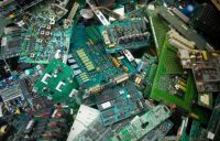 Waste circuit board