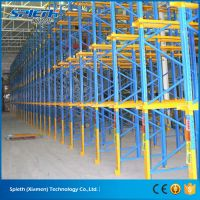 Warehouse Drive in Pallet Rack system from china heavy duty shelving factory