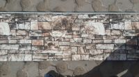 Alum-Zinc Coated Metallic Decorative Colorful  Wall Panel