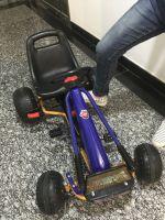 Kids ride on kart pedal go karts for children XG9901