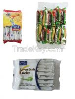 Film Bottom Feeding Packaging Machine for Instant Noodle Bulk Pack
