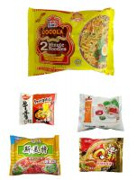Instant Noodles Automatic Packing Machine with Auto Feeder
