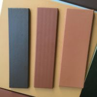 Cladding Red Wall Cladding Exterior Wall Cladding Tile for Decorative Building 240x60
