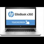 "HP EliteBook x360 1030 G2 2.50GHz i5-7200U 13.3"" 1920 x 1080pixels Touchscreen Silver Hybrid (2-in-1)"