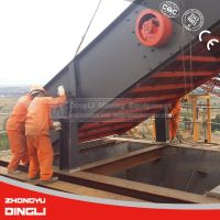 Efficient Circular Vibrating Screen for Separating Minerals such as Crushed Sand Gravel and Aggregates