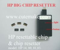 Chip and resetter for HP