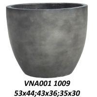 Cement planter