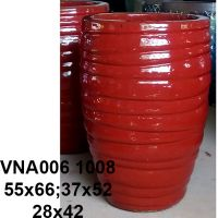 Vietnamese glazed pot
