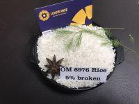 Vietnamese Long Grain White Rice 5% Broken (OM6976)