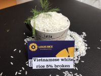 white rice good quality