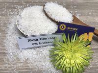 Nang Hoa rice 5% broken
