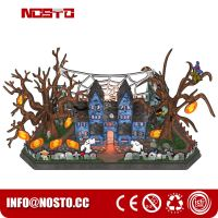 Halloween Cottage gift seasonal gifts puzzle for kids
