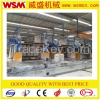 100 Blades Gang Saw for Marble Block Stone Cutting Machine