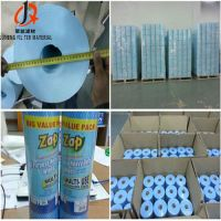 Professional Oil Remover PP Nonwoven Cloth Cleaning Roller