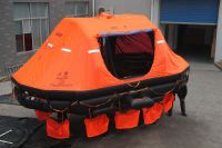 25 Persons Marine Inflatable Life Raft