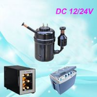 2017 mini refrigerator compressor  R134a  brushless