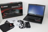 """GT72 Gaming laptop MSI GT72s Titan SLI-255 18.4"""" Core i7-5700HQ/NVIDIA GTX 965M SLI Gaming Laptop"""
