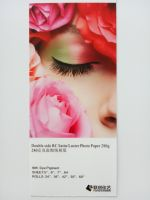 280g Double Side Photo Paper, 310g Premium Photo Paper