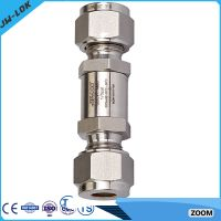 Air compressor check valve with o-ring seal