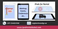 Hire iPad Pro | Renting iPads | Rent iPads for Events Dubai
