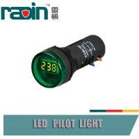 Voltage Suggesting 120V Panel Mount Indicator Light LED Pilot Light