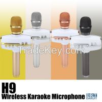 H9 Wireless Karaoke Microphone