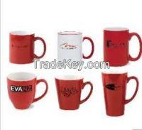 Red Mugs, Promotional Mug