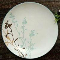 color shape porcelain dish