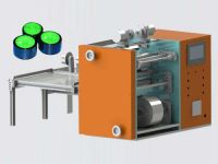 ITW Vendor/Automatic TTR Slitter/UL Standards