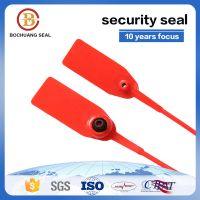 P401 hot sale plastic security tags with company logo 300mm