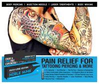 Tattoo Numbing Cram