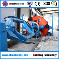 China manufacturer cable making equipment laying up machine CLY1600/1+1+3