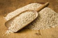 Sesame seeds with husk