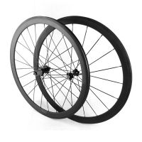CW38C 38mm Road Bicycle Carbon Clincher wheelset