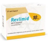 REVLIMID 10 MG 21 CAPS