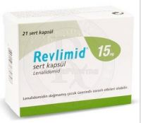 REVLIMID 15 MG 21 CAPS