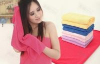 Hair dry towel