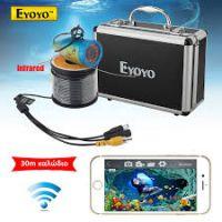 Underwater Fishing Camera - Waterproof with 50M Cable - WIFI - EYOYO