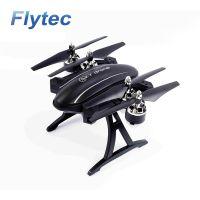 Flytec T22S WIFI RC Drone 2.4G 4CH 6-Axis Gyro Foldable RC Quadcopter UAV headless mode 3D Flip one key return LED light Dron